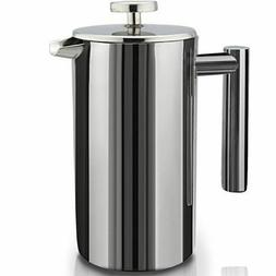 SterlingPro French Coffee Press  1L Coffee And Espresso Make