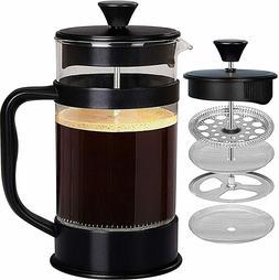 Utopia Kitchen French Coffee Press -Espresso and Tea