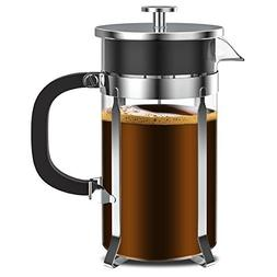 French Press - Zestkit French Press Coffee Maker 34 oz Coffe