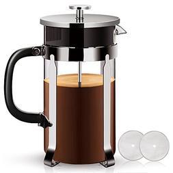 French Press - French Press Coffee Maker Coffee Press 34oz F