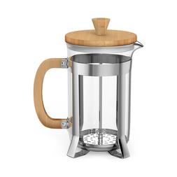French Press - 8 Cup Coffee Maker Premium Heat Resistant Bor