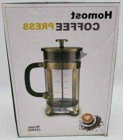 French Press Coffee Maker 8 Cups/34 Oz