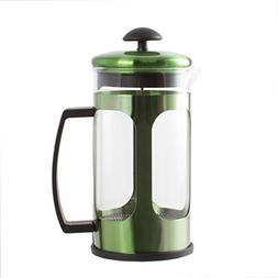 Imperial Home French Press Coffee Maker 30 Oz Chrome Coffee