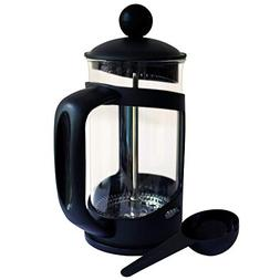Small French Press Coffee Maker. Perfect For Single Serving