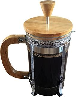 Starizzo French Press Coffee Maker For Home & Work, Travel,