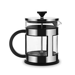 French Press Coffee Maker Tea Maker Complete Bundle Stainles