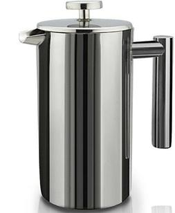 French Press Double Wall Stainless Steel Large Capacity Dura