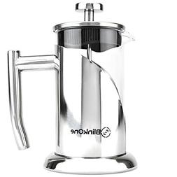 BlinkOne French Press: Single, Double and Up-to Three Serve