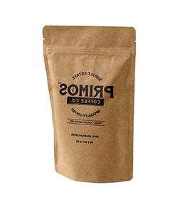 French Press Specialty Coffee, Coarsely Ground, Primos Coffe