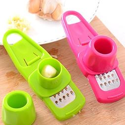 1 Pcs Garlic Grater French Garlic Grater Multi Functional Gi