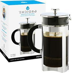 GROSCHE Boston Premium French Press Coffee and Tea Maker 350