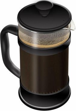 Kitchen French Coffee Press 34 Oz Espresso and Tea Maker wit