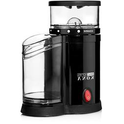 KONA Electric Burr Grinder | French Press Coffee Bean Grinde