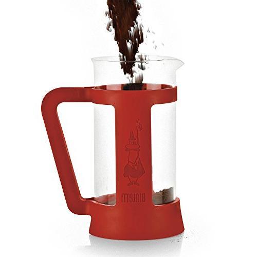 Bialetti Coffee Press, Red