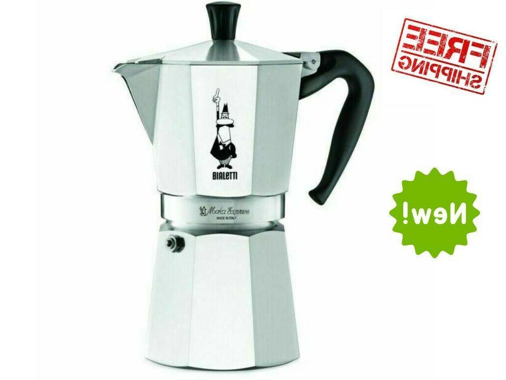 06800 6 cup stovetop espresso coffee maker