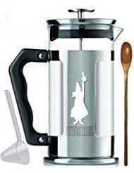 Bialetti 06852 Preziosa 8 Cup / 33oz French Press Coffee Mak