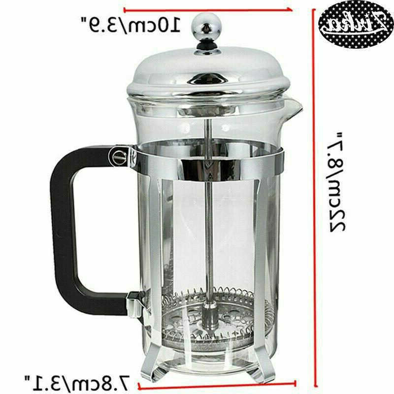 32OZ French Cafetiere Coffee Maker