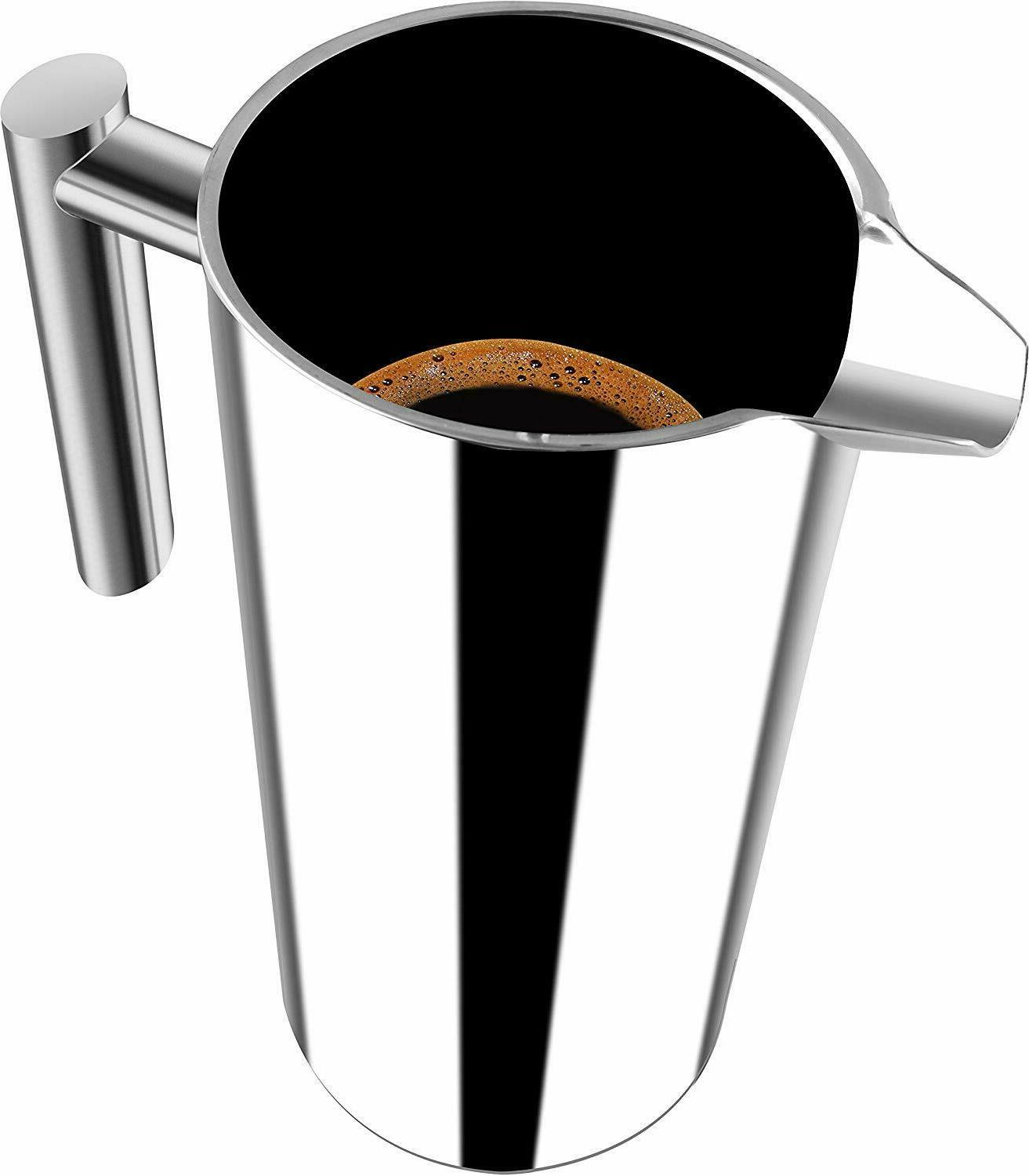32 Coffee Double Stainless