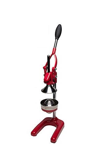 Frieling Cilio Manual Citrus Press - Red