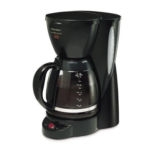 black decker dcm2000b smartbrew coffeemaker