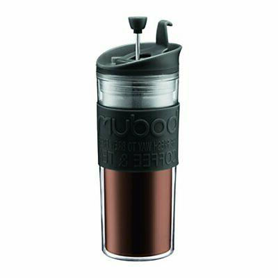 black press coffee maker