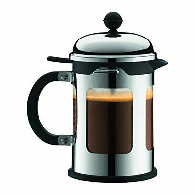 bodum chambord 4 cup french press coffee