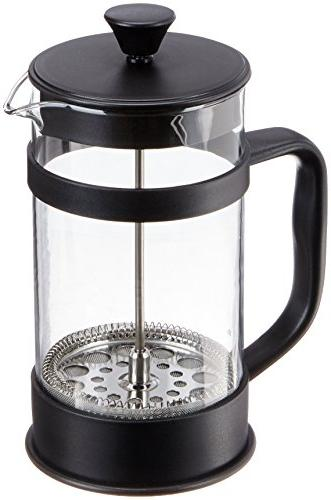 borosilicate glass french press coffee