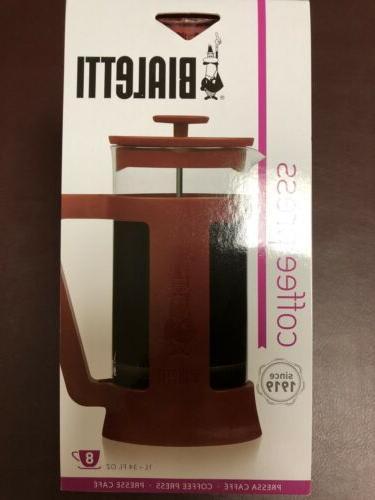 brand new in original box coffee press