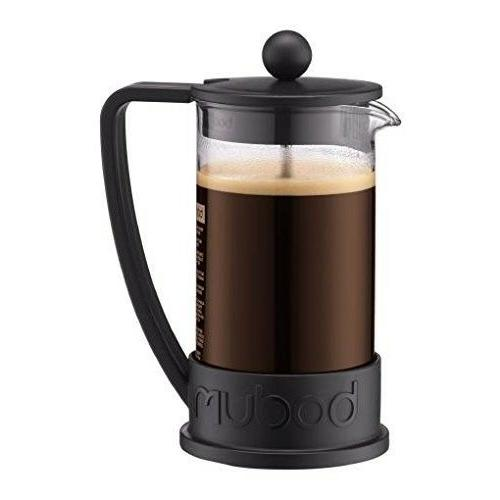 brazil french press 3 cup coffee maker