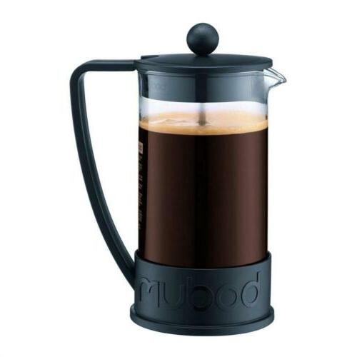 Bodum 10948-01BUS  Brazil French Press 0.35-Liter 3-Cup Coff