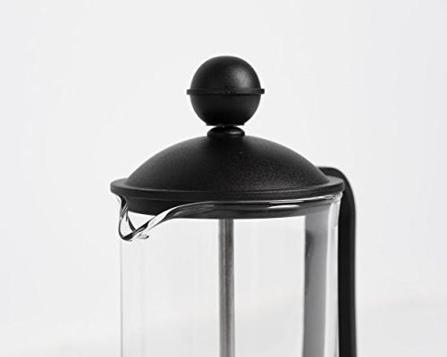Brillante Small 3 French with Ounce Beaker Single Coffee Maker BR-CP2-350
