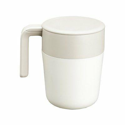 KINTO CAFEPRESS Mug Ivory 22752 French Cup 260ml from JAPAN