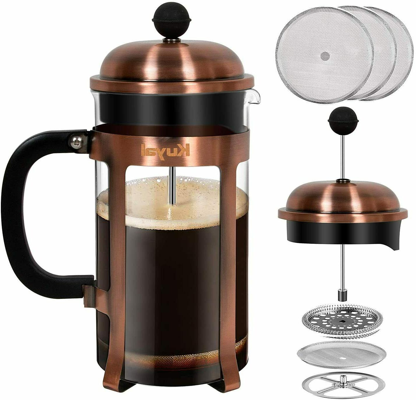 cafetiere french press coffee maker for travel