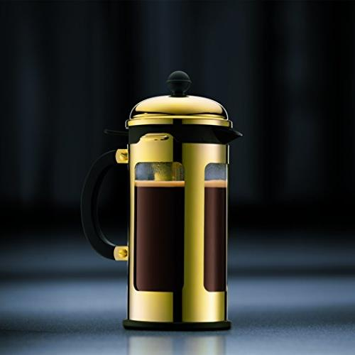 Bodum Chambord 3-Cup Press 0.35-Litre Coffee 12-Ounce,