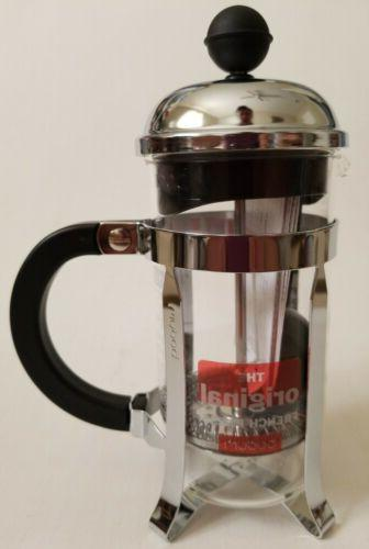 chambord glass french press 3 cup coffee