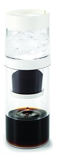 gosh! DRIPO Cold Brew Portable Barista Iced Coffee Maker - J