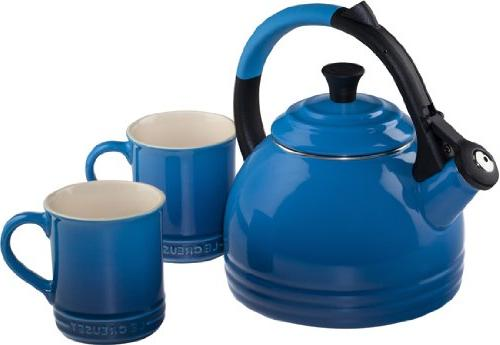 enamel steel kettle mug gift