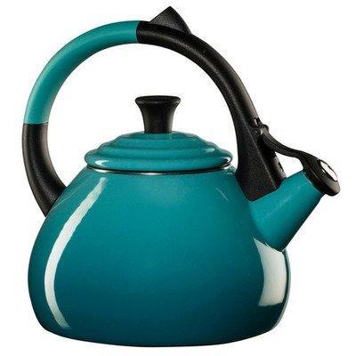 enamel steel oolong tea kettle