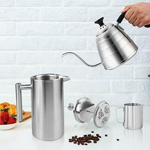 Maker Stainless Steel Coffee and