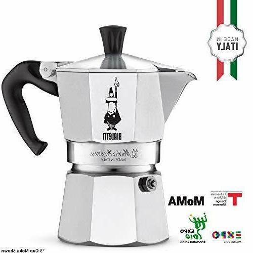 Bialetti Moka 12-Cup, Aluminum