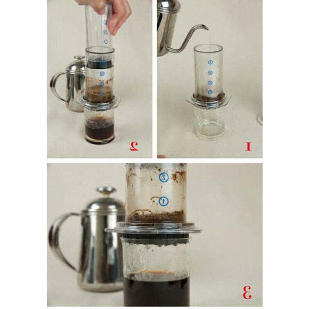 Filter French Press Coffee For