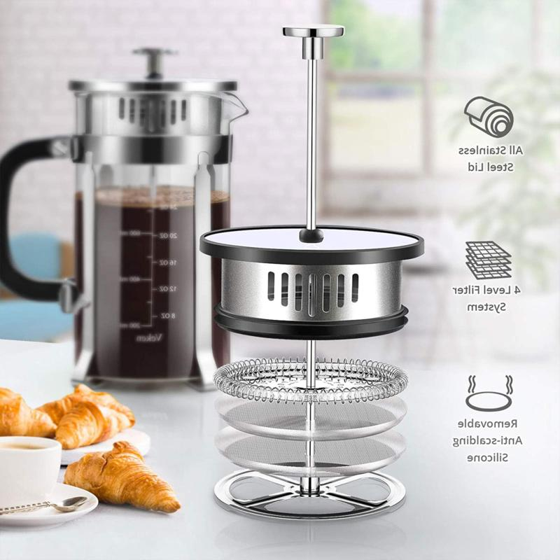 Tea Maker German Glass