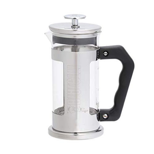 Bialetti 06700 Press Coffee Maker, Stainless Steel,