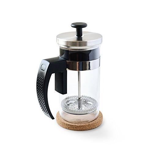 Brillante Small Coffee Tea - Oz - Steel