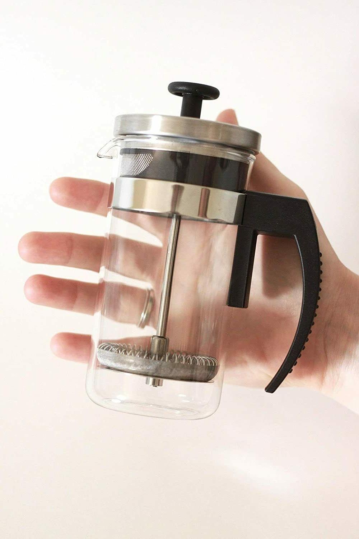 french press coffee maker tea