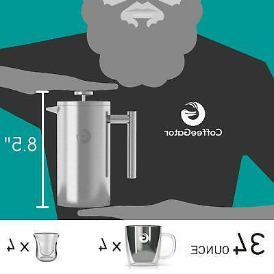 Coffee Coffee Maker - Insulated Brewer
