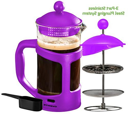 french press coffee tea maker