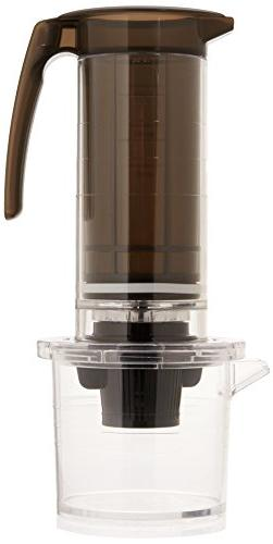 Cafejo My French Press Single Cup Brewer with K-Cup Adaptor