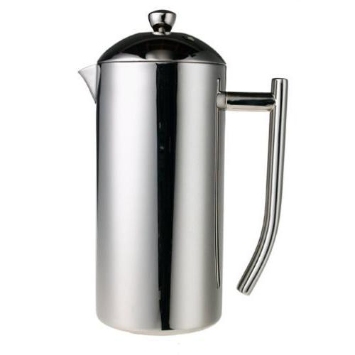 french press ultimo insulated stainless