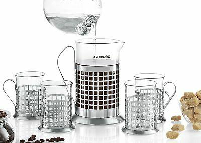 Coffee Maker Set 800 ml Press Coffee Brewer